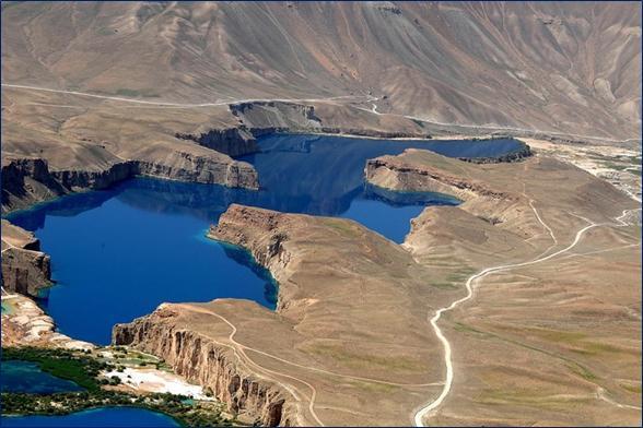 jezera bamir slika