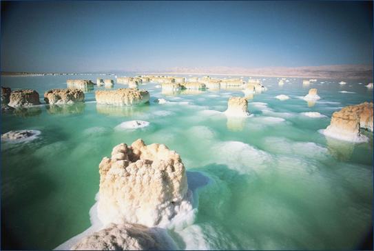 mrtvo more slika