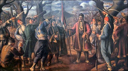 prvi srpski ustanak slika