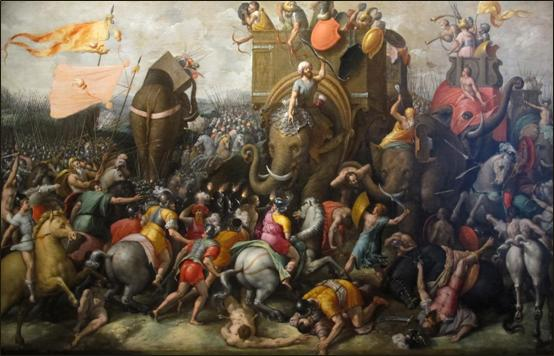 punski ratovi slika