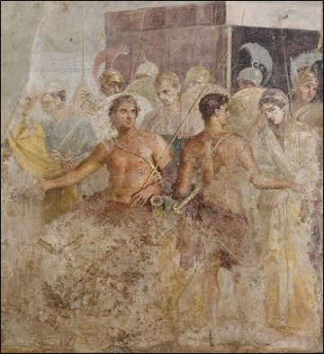 agamemnon slika